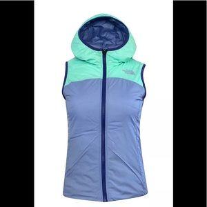 ed404a606e73 Girls North Face Perseus Reversible Vest SZ XL